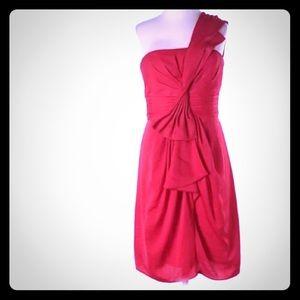 BCBG Palais red dress